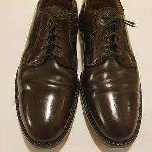 dbab493de826e Vintage 1960s Florsheim Shell Cordovan Dress Shoes